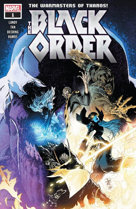 The Black Order (2019) - complete