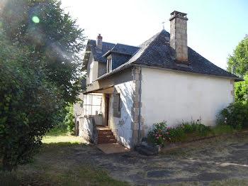 ferme à Chanac-les-Mines (19)