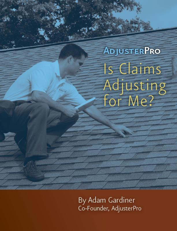 Adjusterpro 5 steps to become an independent insurance claims still undecided about adjusting fandeluxe Gallery