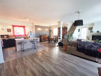 Maison 5 pièces 135,45 m2