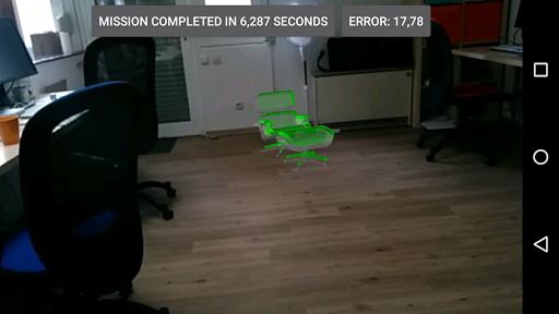 AR Interaction Evaluation