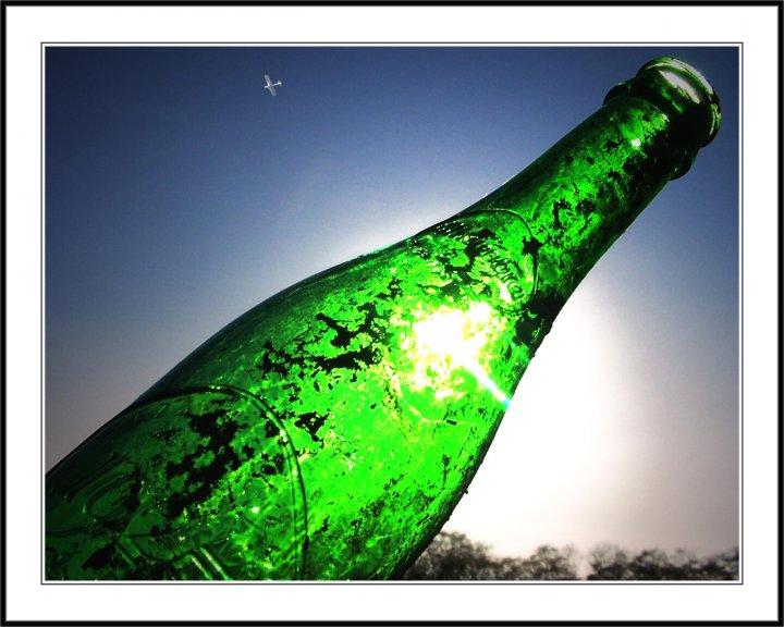 Sun in the Bottle di merlino