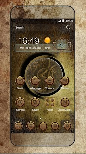 Steampunk - Theme for Huawei Screenshot
