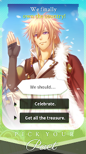 Story Jar - Otome game / dating sim #Shall we date Screenshot