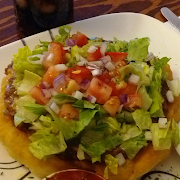 Navajo Taco - Large
