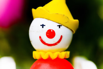 Photo: The Wisdom of Clowns