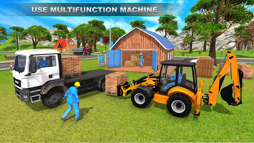 Excavator Sim 2018 1 screenshots 7