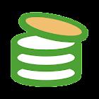 家計簿Zaimレシート・銀行カード対応が無料の簡単人気アプリ icon