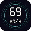 GPS Speedometer, Distance Meter icon