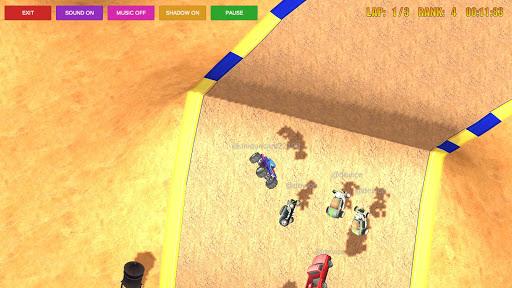 Télécharger Micro Machines Mini Racing mod apk screenshots 3