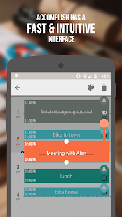 Accomplish: To-Do list reborn- screenshot thumbnail