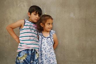 Photo: Ferhad and Azranur, Bazit (Doğubayazıt in Turkish), 2013