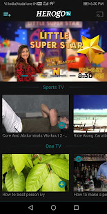 Download HeroGo TV For PC Windows and Mac apk screenshot 1