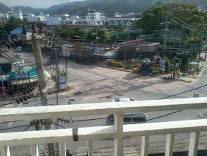 Photo: Blick vom Balcony Hostel in Patong/Phuket
