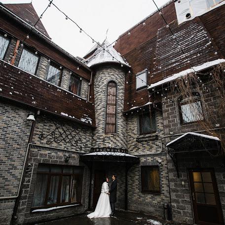 Svatební fotograf Denis Isaev (Elisej). Fotografie z 15.12.2017
