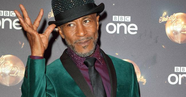 Danny John-Jules jokes he signed up for Strictly Come Dancing because of curse
