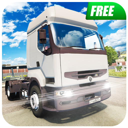 Euro Truck : Real Cargo Delivery Game Simulator 3D for PC