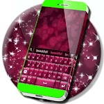 Pink Keyboard Free Messaging 1.224.1.81 Apk