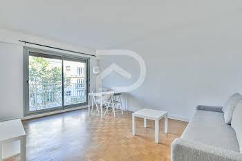 Studio meublé 27,37 m2