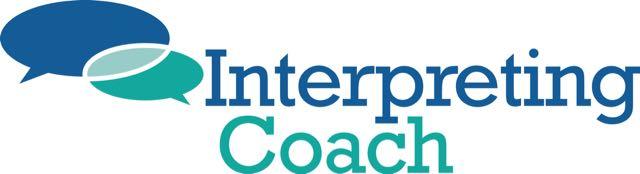 Interpreting Coach logo