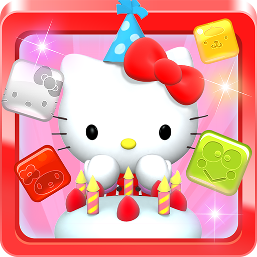 Hello Kitty Jewel Town Match 3 file APK for Gaming PC/PS3/PS4 Smart TV