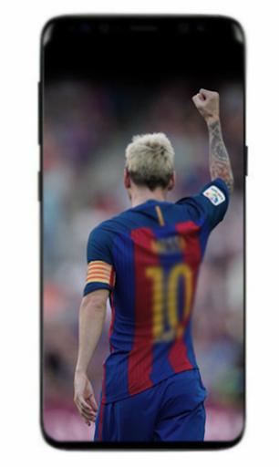 Lionel Messi HD Wallpapers Free 2.2.3 screenshots 2