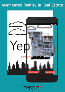 Yeppar - Augmented Reality- screenshot thumbnail