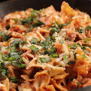 Skillet Chicken Lasagna Recipe