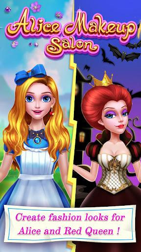 Alice Makeup Salon - Wonderland Fashion War  24