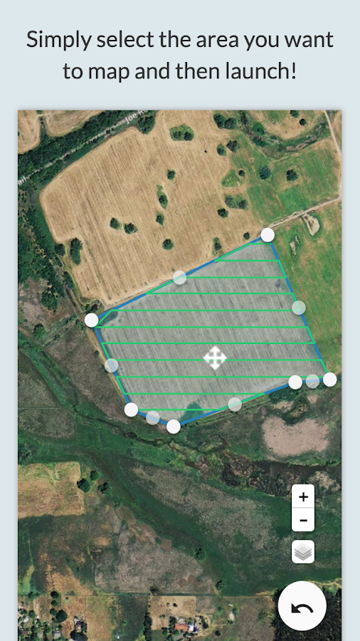 DroneDeploy- screenshot