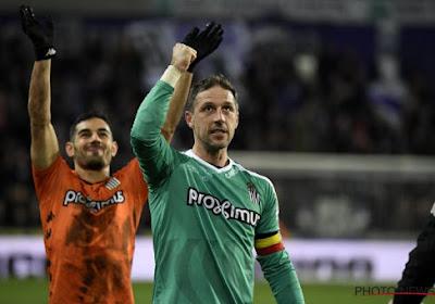 """Nicolas Penneteau, homme du match à Anderlecht: """"Il justifie amplement sa place de numéro 1"""""""