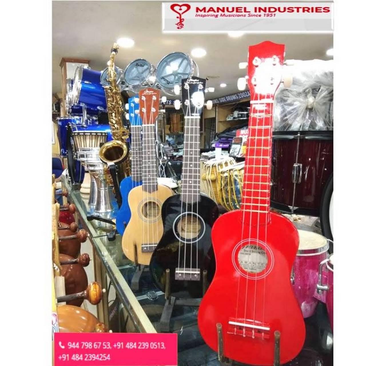 manuel industries മാനുവൽ ഇൻഡസ്ട്രീസ് - musical