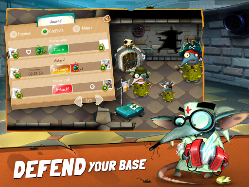 The Rats: Feed, Train and Dress Up Your Rat Family filehippodl screenshot 7