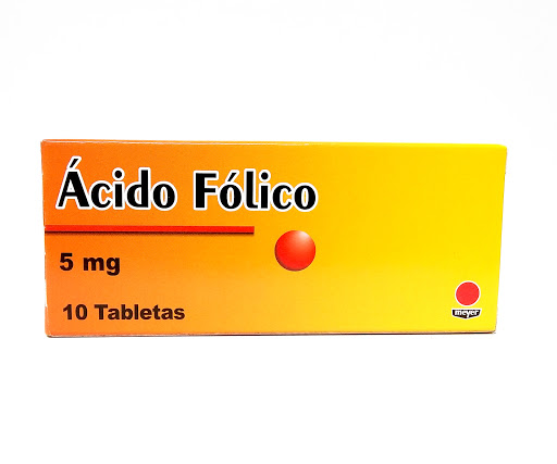 acido folico acido folico 5mg 10 tab meyer