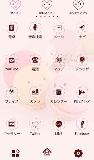 玩免費個人化APP|下載無料壁紙-Macaron Lover-かわいいきせかえ app不用錢|硬是要APP
