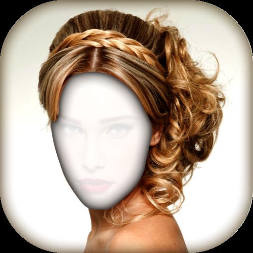 Fryzury Damskie Fotomontaż Aplikacje W Google Play