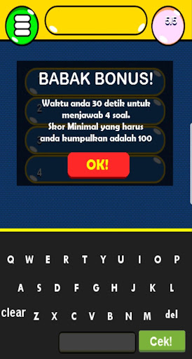 Family 100 Terbaru 2019 1.0.4 {cheat|hack|gameplay|apk mod|resources generator} 3