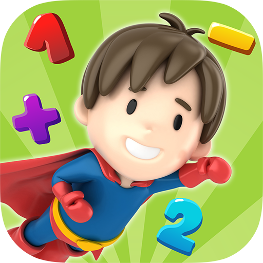 Kids Super Math 教育 App LOGO-APP開箱王