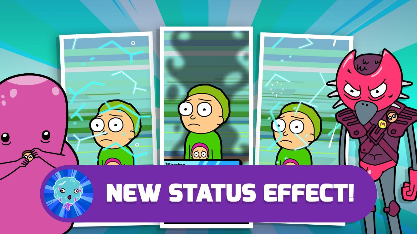 Pocket Mortys screenshot #5