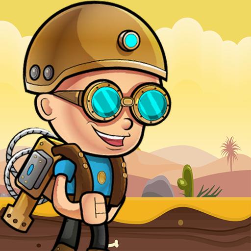 街機App|Great Jay Jetpack Boy run LOGO-3C達人阿輝的APP