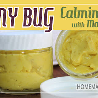 Whiny Bug Calming Rub with Magnesium!.