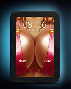 Boobzip - zip lockscreen- screenshot thumbnail