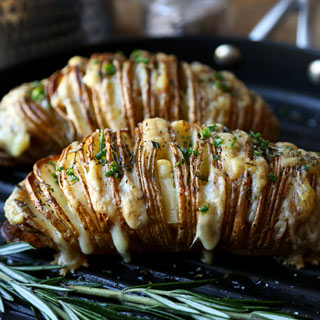 Sliced Potatoes With Rosemary Recipes