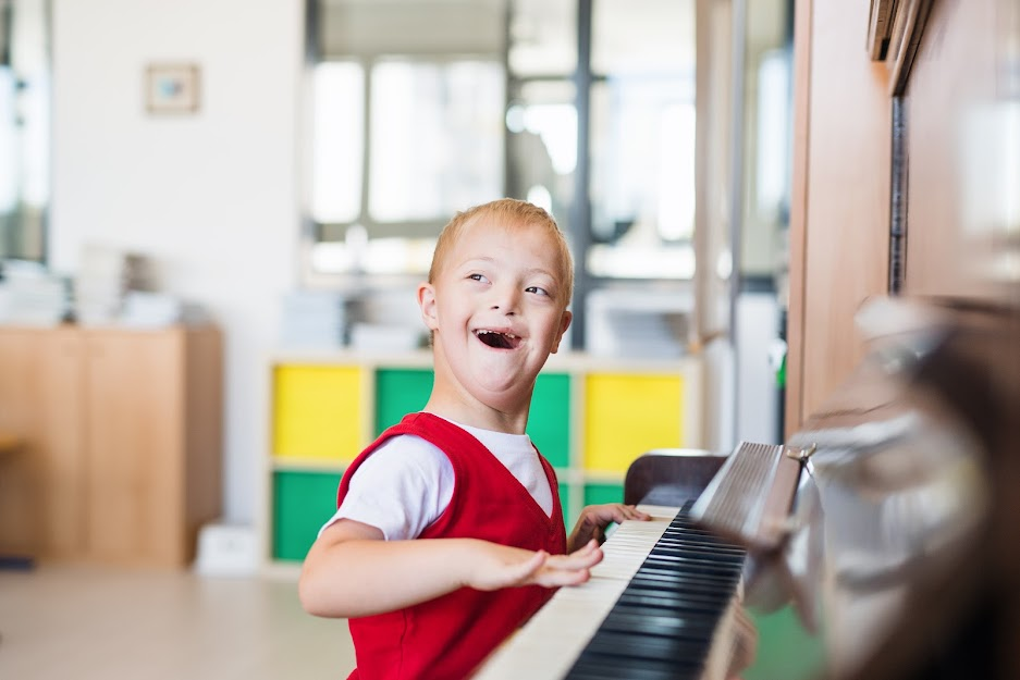 Piano By Number and Down's Syndrome
