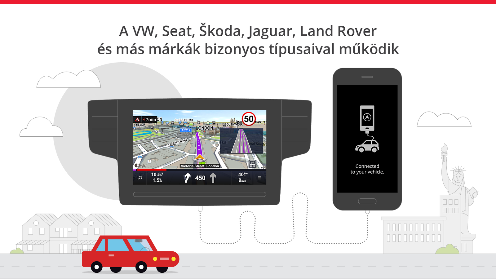 sygic car navigation android alkalmaz sok a google playen. Black Bedroom Furniture Sets. Home Design Ideas