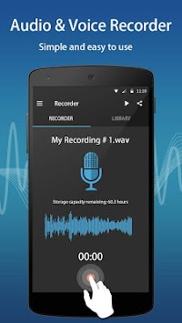 Easy Sound Recorder APK Latest Version Download - Free Productivity