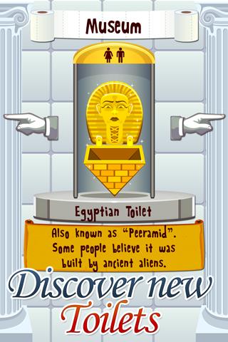 Toilet Time - A Bathroom Game screenshot 5