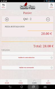 Subito Pizza Valenton- screenshot thumbnail