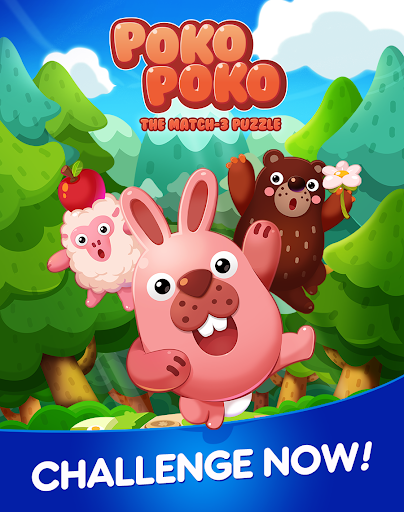 POKOPOKO The Match 3 Puzzle apkpoly screenshots 10
