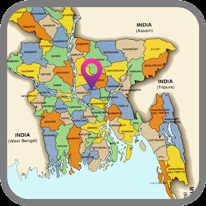 Bangladesh Map Android Apps On Google Play - Bangladesh map